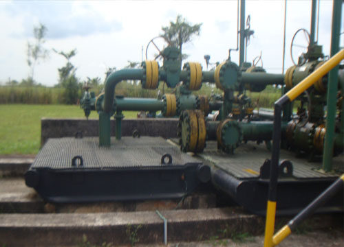 Egbaoma Field (Umutu) To Oben Gas Pipeline Project (2012)